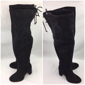 Vince Camuto Graidily Over-The-Knee Boots sz 9